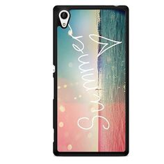 Love Summer TATUM-6706 Sony Phonecase Cover For Xperia Z1, Xperia Z2, Xperia Z3, Xperia Z4, Xperia Z5