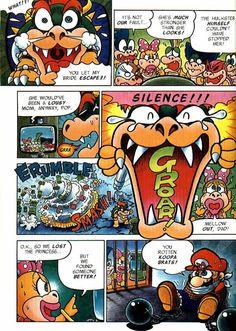 Mario And Luigi Games, Mario Bros, The Legend Of Zelda, Mario Comics, Super Mario Art, Nintendo Characters, Amazing Adventures, Bowser, Videogames