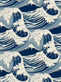 Japanese waves More