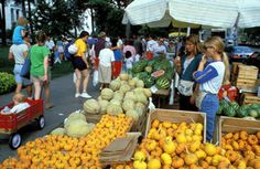 Prudential Center Farmers Market - The outdoor farmers market at The Shops at Prudential Center returns! The market runs every Thursday from 11:00 a.m. - 6:00 p.m. outside on Boylston Plaza.