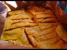 Receta de tacos de canasta preparacion de los tacos parte 2 de 2 - La receta de la abuelita - YouTube