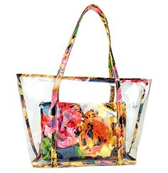 LIANGSM Transparent Charming Candy Color Jelly Beach Shoulder Bag Top Handle Swimming Bag Tote (flower 3) LIANGSM http://www.amazon.com/dp/B01D5NQDC2/ref=cm_sw_r_pi_dp_qc77wb1ETKSNH