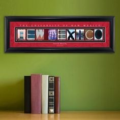 College Campus Art - New Mexico