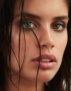 Hot Right Now: Sara Sampaio for The Edit August 2016