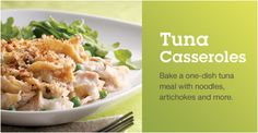 Tuna Casseroles Recipe Collection at Cooking.com