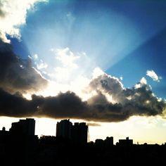 O ceu daqui e demais