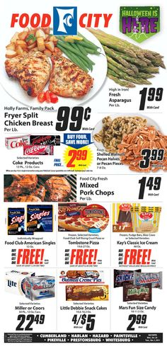 Food City Weekly Ad October 28 - November 3, 2015 - http://www.olcatalog.com/grocery/food-city-weekly-ad.html