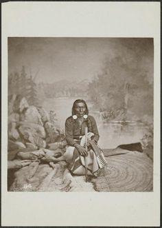 Spotted Bear - Hunkpapa - 1878