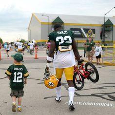 nfl LIMITED Green Bay Packers Chris Banjo Jerseys