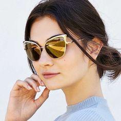dc27e6b21dd0 10 Best Sunglasses images | Cat eye sunglasses, Sunglasses women ...