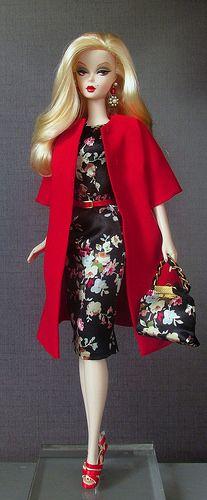 Stunning in the Spotlight for Silkstone Barbie.