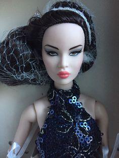 2014 Integrity GLOSS Convention FR Ayumi N EVENING SIREN Fashion $210.00 Royalty Doll LE #IntegrityFashionRoyalty