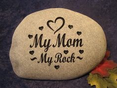 custom engraved Mother's day stones, Father's day rocks engraved, birthday rocks custom engraved, engraved custom retirement stones, custom thank you stones engraved #rockitcreations #engravedrocks #engravedstones #engravedgifts #engravedrockart
