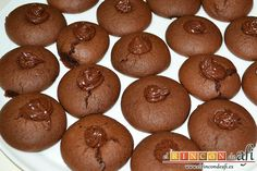Estas nutellotti o galletas de Nutella son riquísimas y muy simples de hacer, porque sólo llevan 3 ingredientes. ¡Ideales para prepararlas con los niños en casa y que la vuelta al cole les sea un poco más dulce! Sigue la receta en nuestra web, con muchas fotos del paso a paso: http://elrincondeafi.es/postres/nutellotti-o-galletas-de-nutella