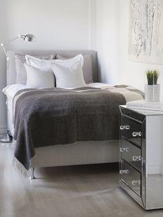 Barnerom Bedside, Mirror, House, Furniture, Home Decor, Home, Haus, Interior Design, Home Interior Design