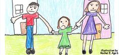 Resources for Divorcing Families- look at the link to PDF for a list of related books for kids and adults