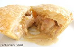 Best shortcrust pastry mini tart cases recipe on pinterest exclusively food chicken pie recipe forumfinder Gallery