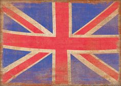 Union Jack, Vintage Art by Sasha Blake - AllPosters.co.uk