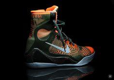 "Nike Kobe 9 Elite ""Sequoia"" - Release Reminder - SneakerNews.com"