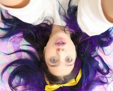 "11.8 mil Me gusta, 444 comentarios - Leyla Star (@_leylastar) en Instagram: ""A N E T N E R A U C 🤪 #stayhome #quedateencasa #cuarentena #leylilovers #yomequedoencasa #leylastar"" Dreadlocks, Celebrities, Instagram, Hair Styles, Cute, People, Beauty, Tumblr Girls, Beautiful Celebrities"