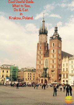 Cool useful Krakow guide for those past the age of all night parties and excessive drinking. What to do, see and eat in this vibrant city full of history.