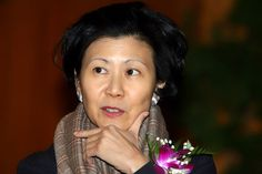 Solina Chau.  Solina contributes to Chinese charities and has been keen to promote educational development in China, with a focus on education for women, setting up the HS Chau Foundation in 1996.