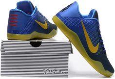 new style b8300 0cf36 Nike Kobe 11 Elite Yellow Royal Blue1 Air Max Sneakers, Sneakers Nike, Kobe  11