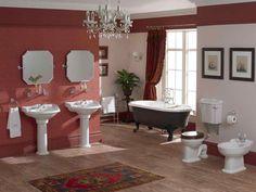Image Of Traditional Bathroom Designs