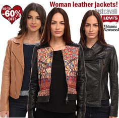 Be the biker chick that's also chic in these amazing leather jackets | Dress with Less
