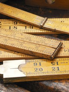 I remember Pawpaw had this kind of ruler