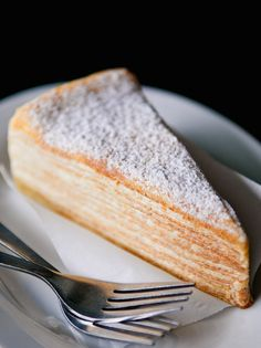 Mille crepe from Food Foundry, Malaysia