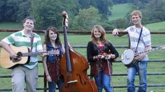 Pike City is a youth bluegrass band from Southwest VA