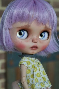 Mika Love | Tan girl with Lavender Hug scalp | Chassy Cat | Flickr