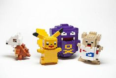 pokemon legos | Pokemon Lego