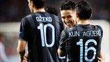 Samir Nasri (Manchester City FC)   Ajax 3-1 Man. City. 24.10.12.