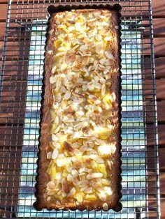 Tarta de manzana con azúcar moreno integral de caña - sin leche, sin huevo, sin soja de Cocina Amiga