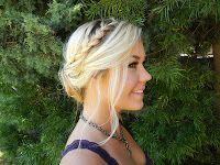 Alexsis Mae : Blake Lively Braided Hair Updo