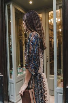 Bohemian (which is a mix of Dramatic + Feminine)