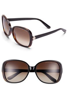 MARC BY MARC JACOBS 57mm Sunglasses available at #Nordstrom