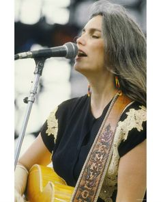 If I needed you would you come to me? A most romantic song for expressing your needs to your partner... Emmylou Harris