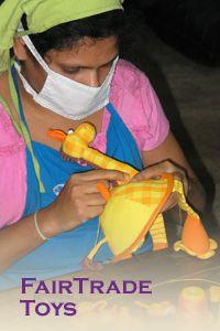 Sevya Fair Trade Stuffed Animals - http://www.sevya.com/artforms/index.php?cat=5&subcat=13