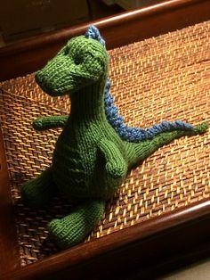 Ravelry: joanna476's Noahsaurus