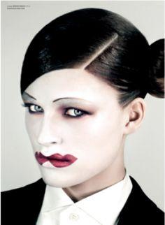 Isamaya Ffrench makeup