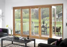 Sliding French doors or French sliding doors is perfect combination of design and style. combine sliding door tech and keep the elegance style of a traditional French doors Wooden Doors, Windows And Doors, Sliding French Doors, Door Design, External Doors, Sliding Patio Doors, Exterior Doors, Oak Bifold Doors, French Doors Interior