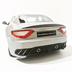 Maserati Gran Turismo MC Stradale Centennial Edition by TOP Marques Collectibles