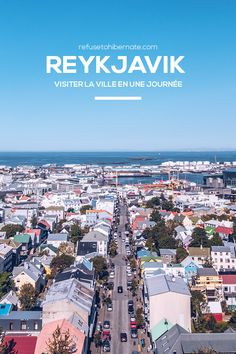 Refuse to hibernate reykjavik pinterest North Europe, Voyage Europe, Europe Destinations, Iceland, Places To Go, City, World, Guide, Travel
