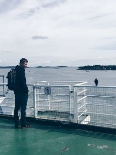 Trip to Sweden / Prom /Ferry