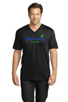 Genesis Pure V-Neck Tee  Price: $22.95