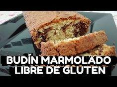 Con esta receta libre de gluten aprenderás cómo preparar budín marmolado para celíacos. Mirá el video explicativo. Strudel, Glutenfree, Banana Bread, French Toast, Breakfast, Desserts, Food, Gluten Free Meals, Easy Recipes