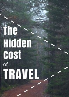 "I often don't think about the ""hidden cost"" of travel. However, a recent trip  made me second guess by budgeting strategy. Here are some tips to help stay in your budget."